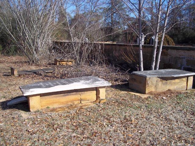 Jemison Sunnyside Cemetery  Curry  Talladega County  Alabama  USA