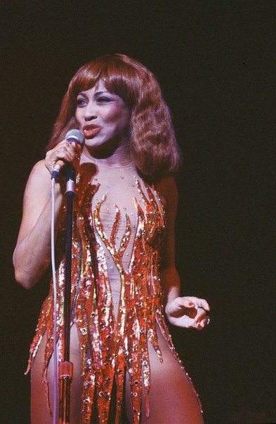 Tina Turner 1970-s