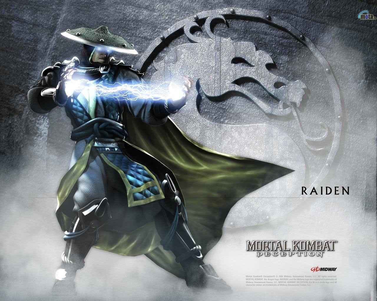 1280x1024 Full Size Mortal Kombat Raiden Mortal Kombat Mortal Kombat X Wallpapers Mortal Kombat Characters