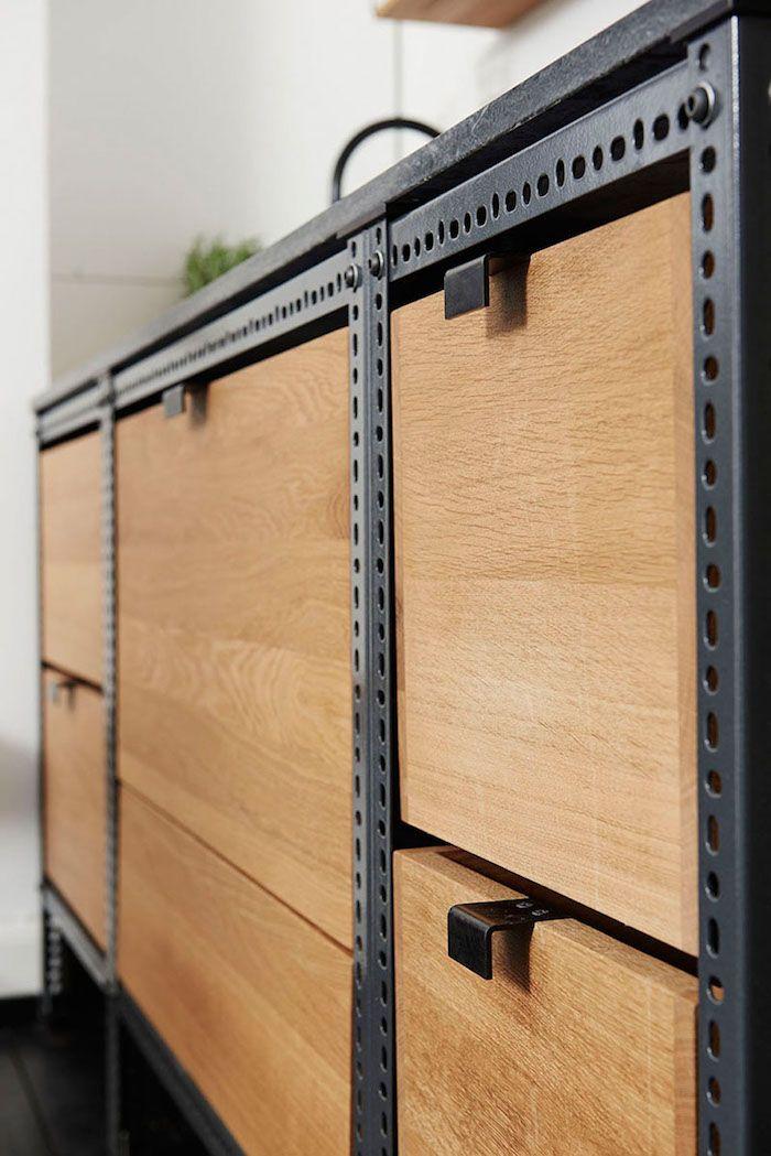 Industrial Design - originelle Lösungen für eine stilvolle Inneneinrichtung #industridesign