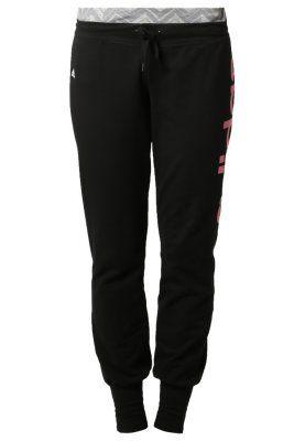 CRYSTAL - Pantaloni - nero #zalando