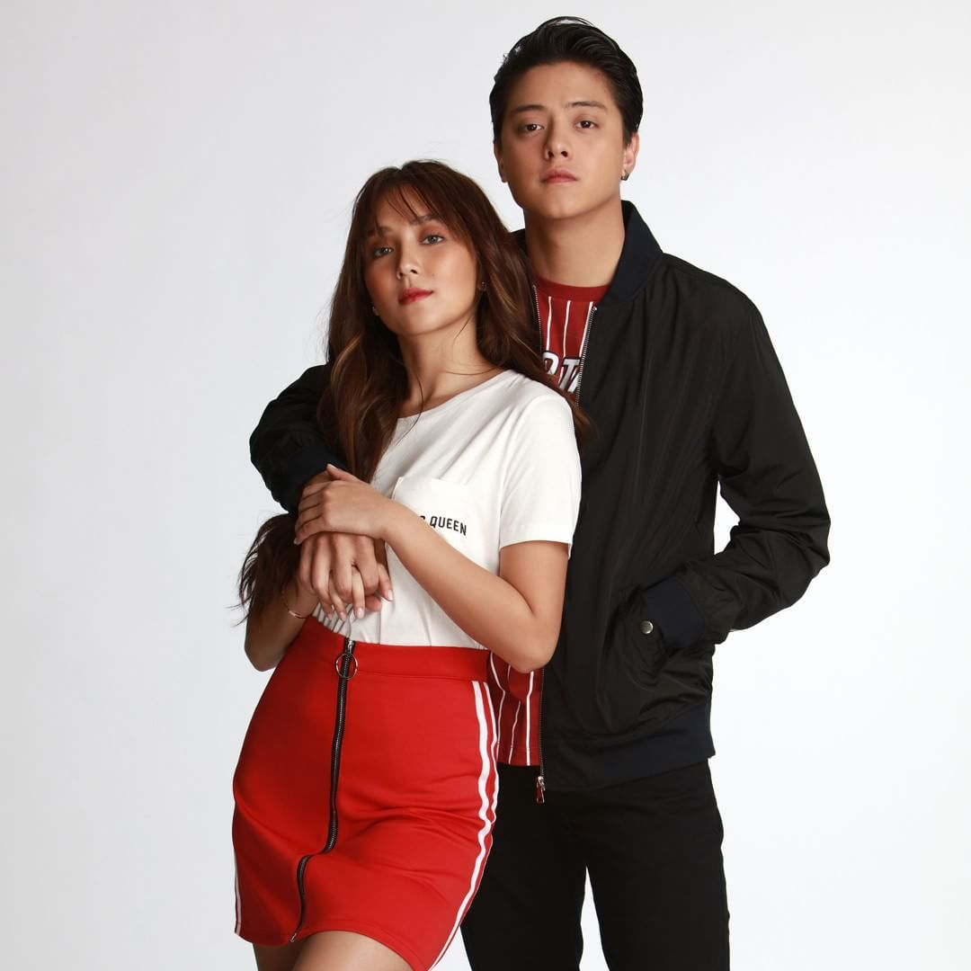 Kathniel For Bench Bencheverday Benchtm Com Kathniel Couple Photoshoot Poses Queen Of Hearts
