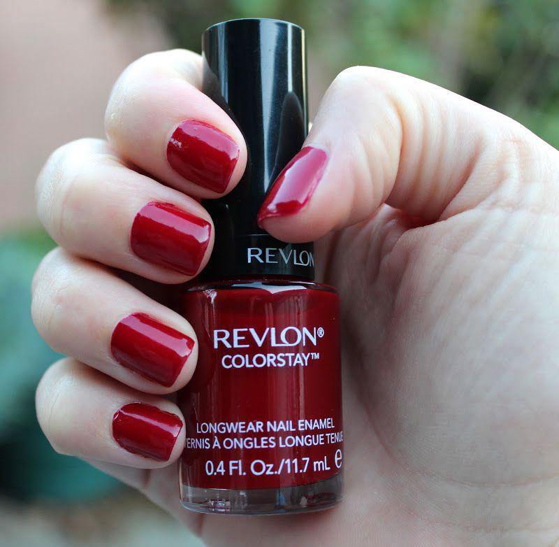 Revlon - Velvet Rope | Make-up, hair & nails | Pinterest | Nail nail