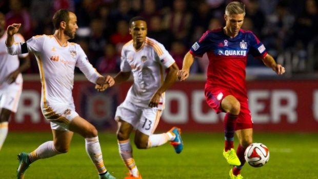 Chicago Fire 2-1 Houston Dynamo | El Fire cierra la temporada con victoria en la despedida de Logan Pause