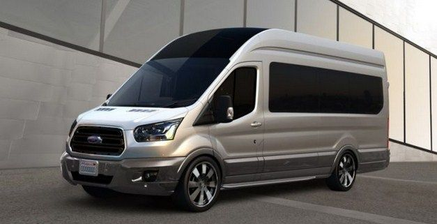 2017 Ford Transit Connect Concept Ford Transit Transit Camper Ford Van