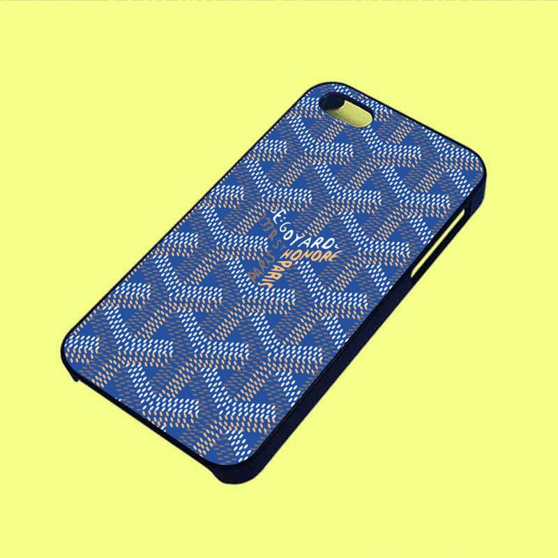 Blue Goyard Case Phone Case