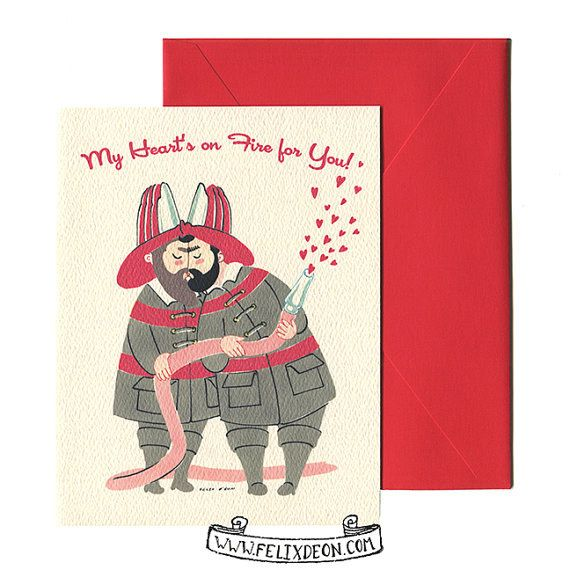 you could send your valentine this card if youre feeling sweet and lovey - Gay Valentines Cards