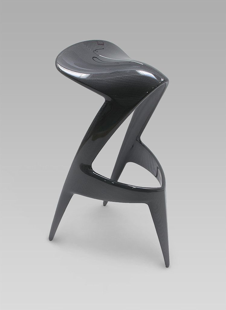 Digital Plan Bar Stool Digital Design Furniture 3 D Puzzle Chair Vector Cutting Plan is Suitable For Commercial Use Design For Laser CNC