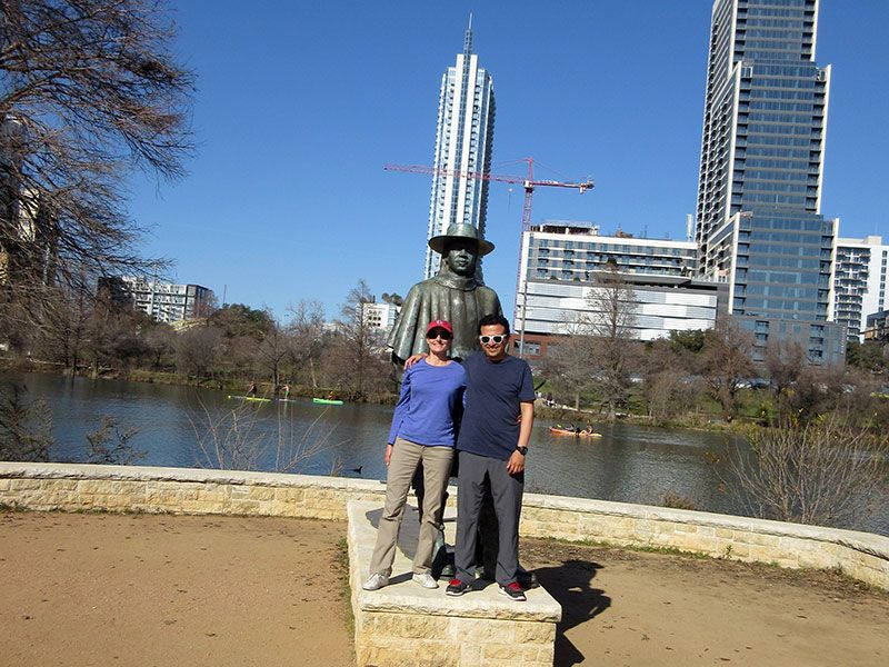 Austin, Texas (With images) | Texas city, Big bend ...