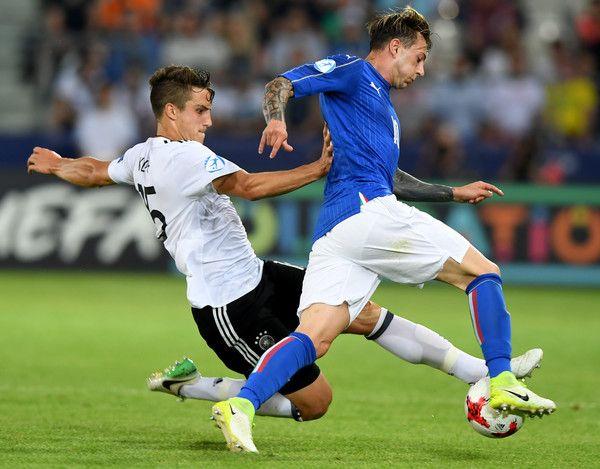 Italy V Germany 2017 Uefa European Under 21 Championship Fussball Deutschland