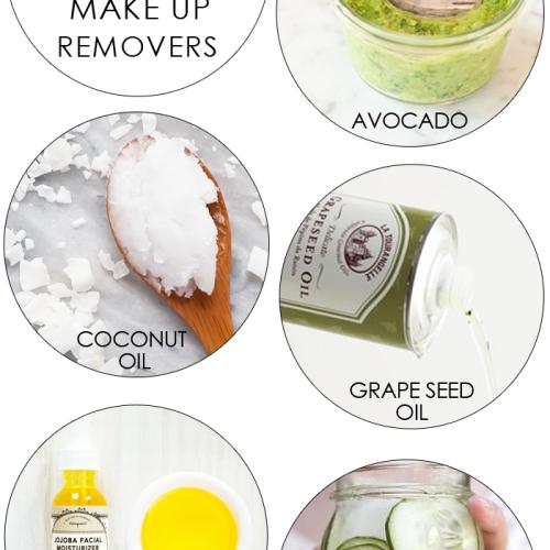 Lash Week DIY Coconut Oil Makeup Remover Coconut oil