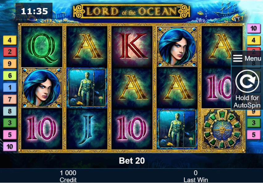 лорд океана играть игровые автоматы