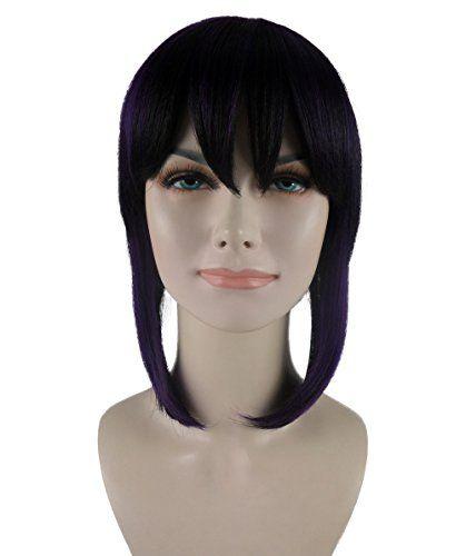 Purple Wig Amazon January 2017