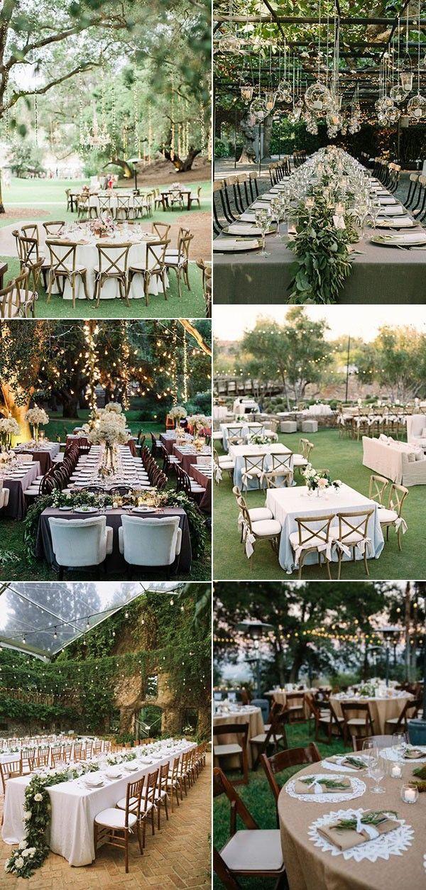 Pin By Jenwon On Wedding Venues Wedding Backyard Reception Outdoor Wedding Garden Wedding Reception