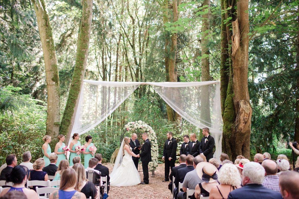 ~ we ❤ this!  moncheribridals.com ~ #weddingarches