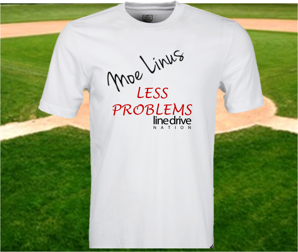 "New ""Moe Linus Signature Clothing"" now available!! MORE LINERS...LESS PROBLEMS!!"