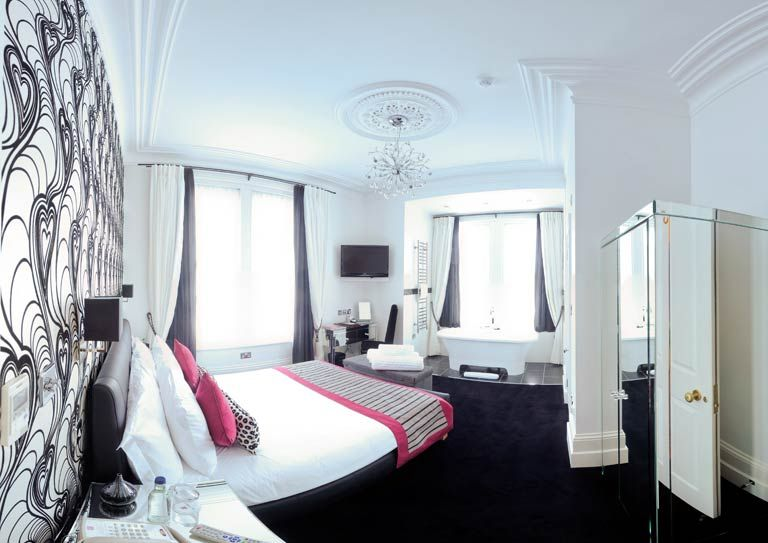 The Clarence Hotel A New Luxury Boutique In Portsmouth Southsea