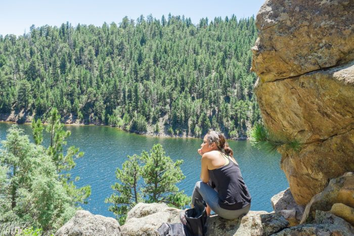 Do you need a break from it all? Trust me; I know the feeling... but luckily for us, there are plenty of quiet, hidden places located right here in Colorado.