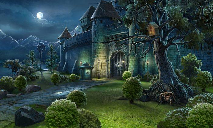 Castle Gates by APetruk on DeviantArt