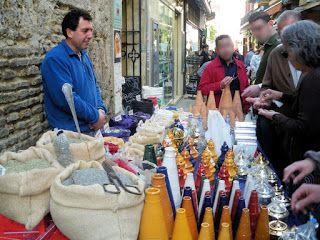 aznalfarache: Aromas de Sevilla: el incienso