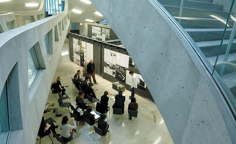 Top Architecture Schools Of 2018 School Architecture Architecture Graduate Program