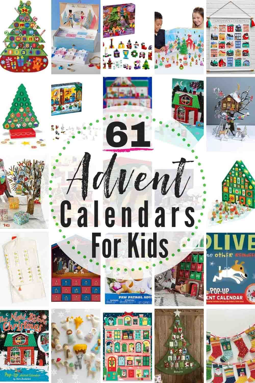 61 Best Advent Calendars For Kids Advent Calendars For Kids