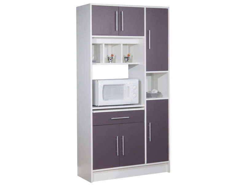 redoutable meuble de rangement cuisine Décoration française - conforama meuble bas cuisine