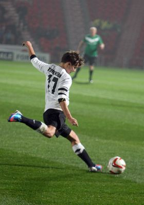 You go Louis!