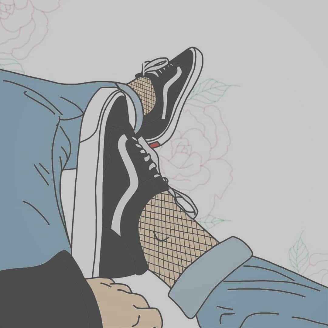 Vansshoes Vansboys Fashionblogger Pop Art Wallpaper Line