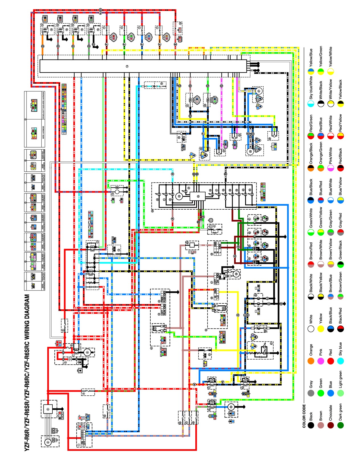 fz6 wiring diagram wiring diagrams bib 2014 yamaha fz6 wiring diagram wiring diagram for you 2006 yamaha fz6 wiring diagram 2004 fz6