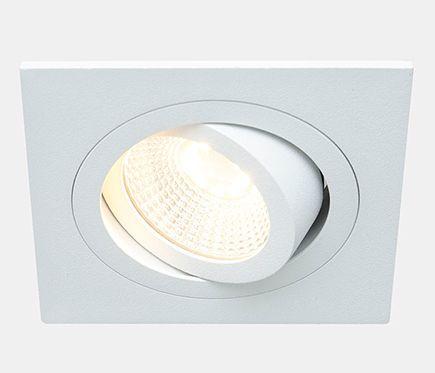 Foco Led Inspire Blanco De 5w Leroy Merlin Focos Led Iluminacion Salon