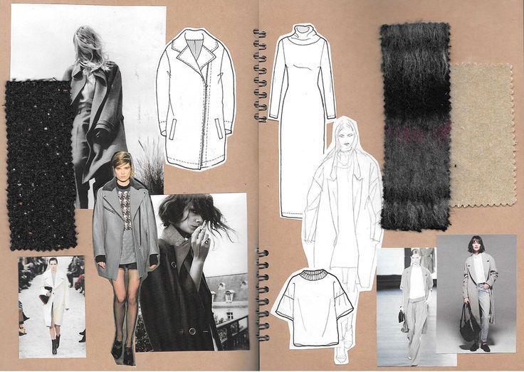 Fashion Design Portfolio Fashion Design Sketchbook Fashion Portfolio Layout