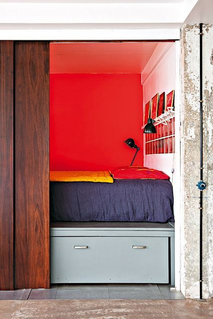I think there is something very comforting about sleeping in an - chambres a coucher conforama