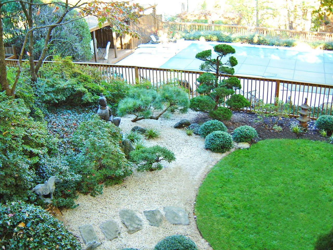 53 best Japanese Garden Designs images on Pinterest | Landscape ...
