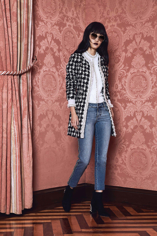 Alice + Olivia Fall 2017 Ready-to-Wear Fashion Show   Moda adolescente