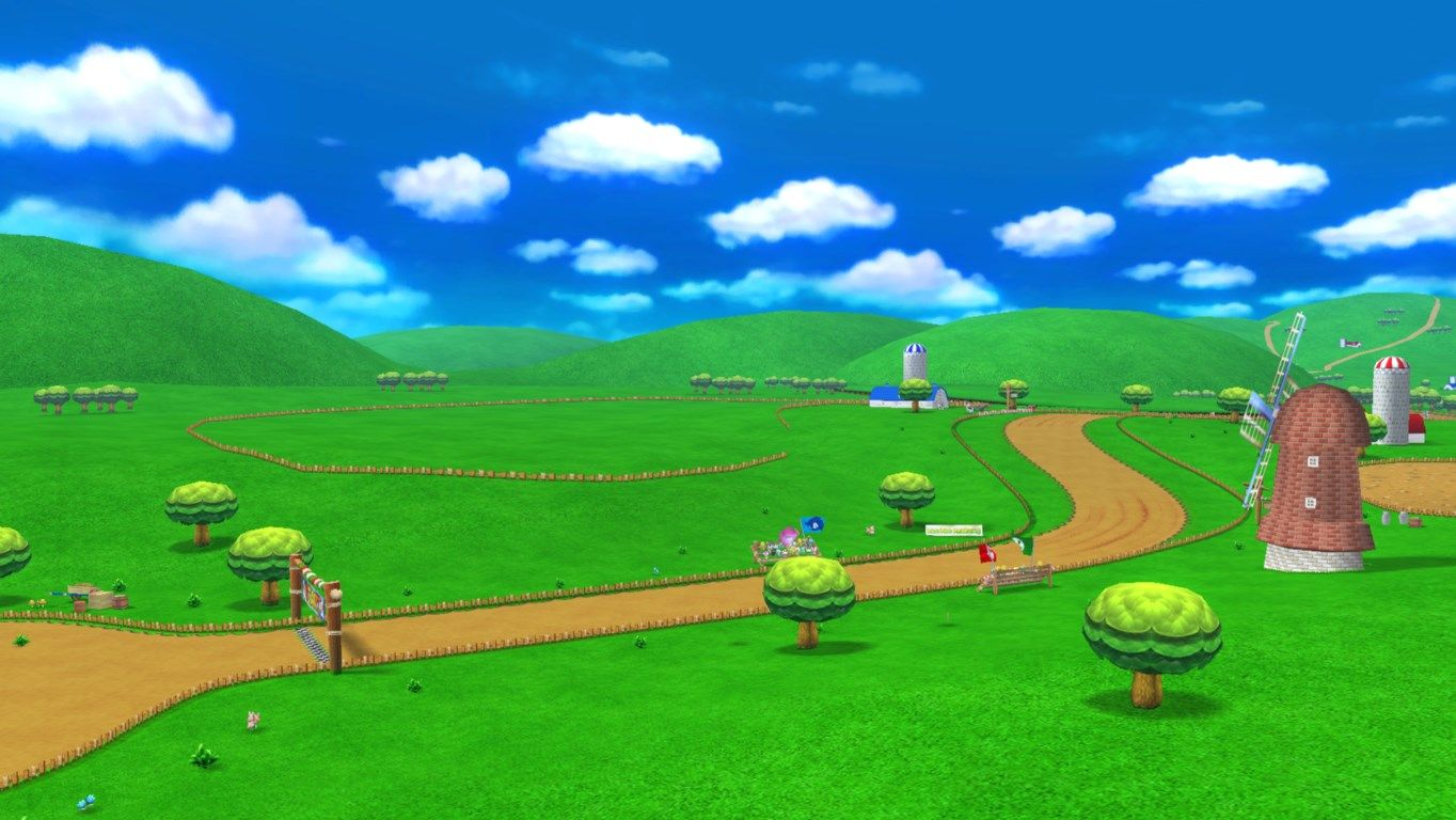 Computer Wallpaper For Mario And Sonic At The London 2012 Olympic