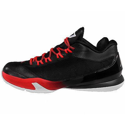 4a31b0b8f661f6 Nike Jordan CP3.VIII Mens 684855-023 Black Infrared Basketball Shoes Size  10.5