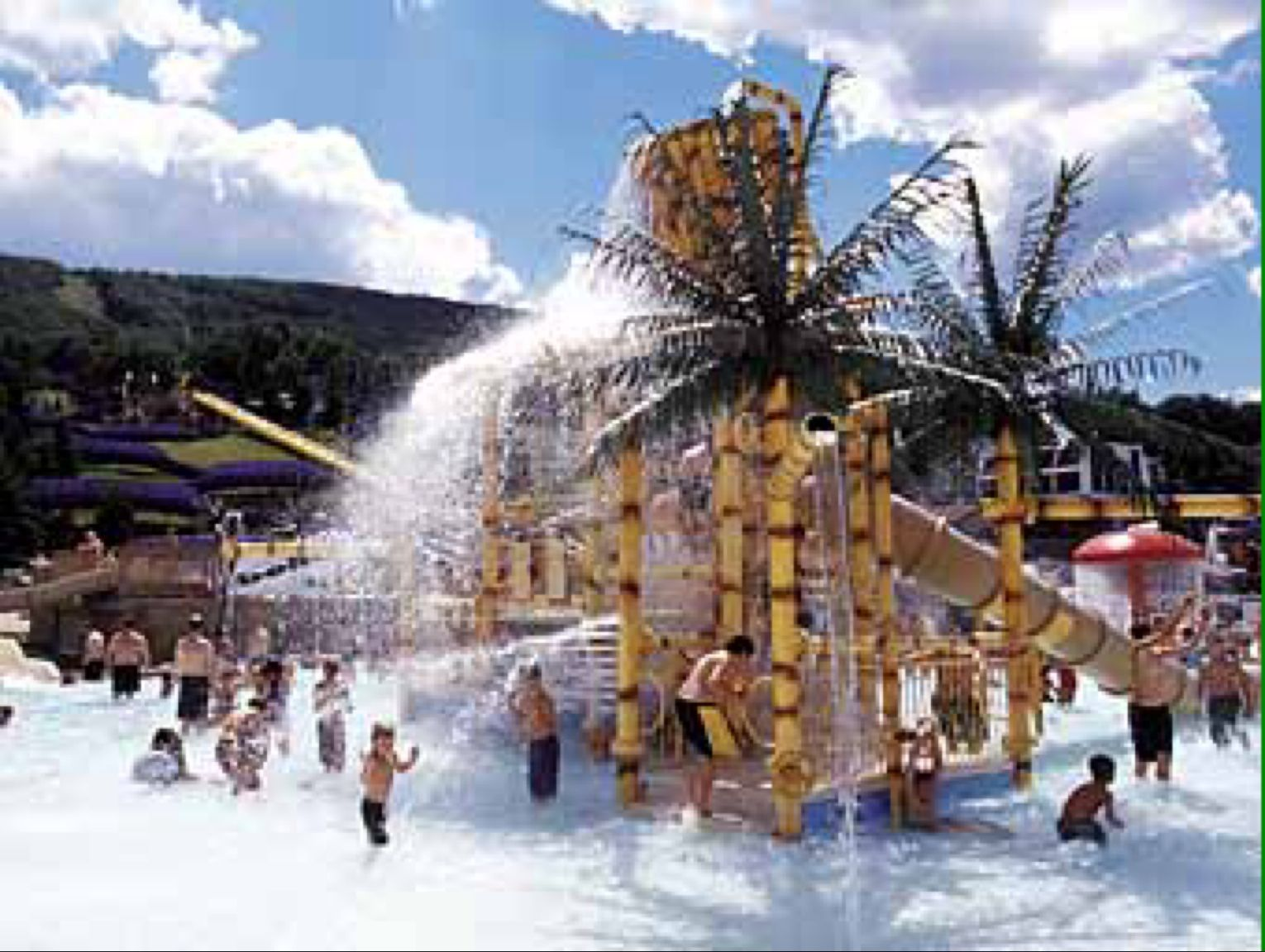 Pin On Top 10 Waterparks Near Nyc