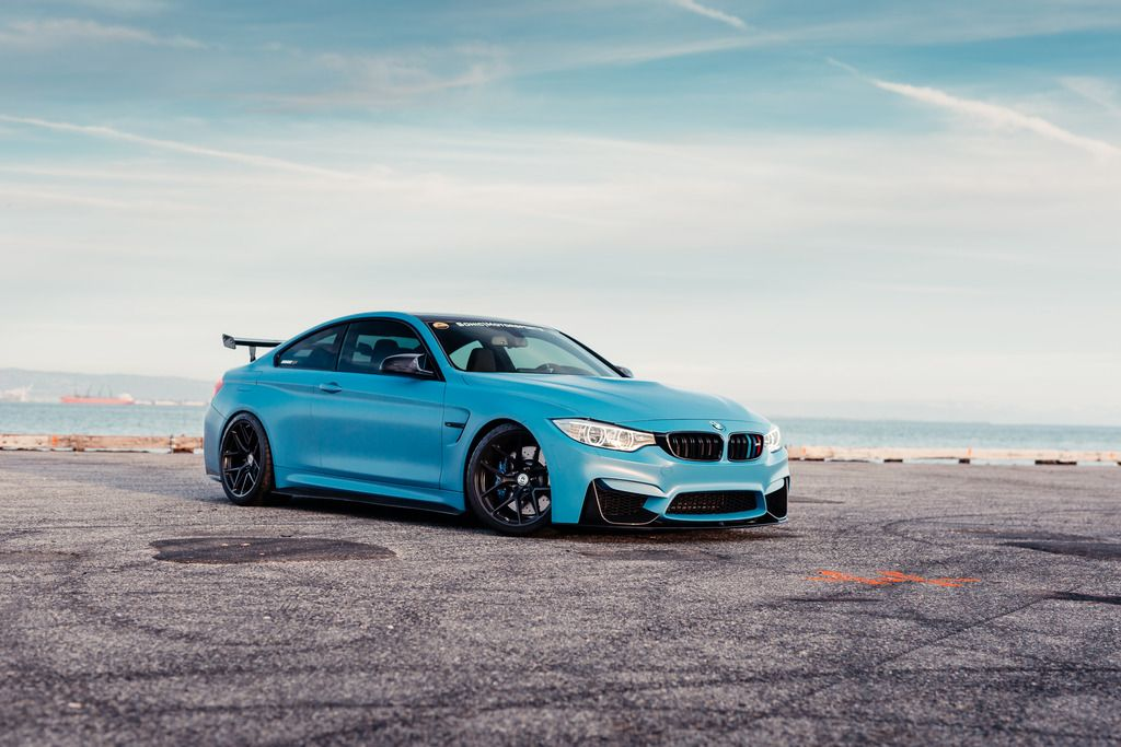 Would You Buy This Frozen Yas Marina Blue Bmw M4 When It Comes To