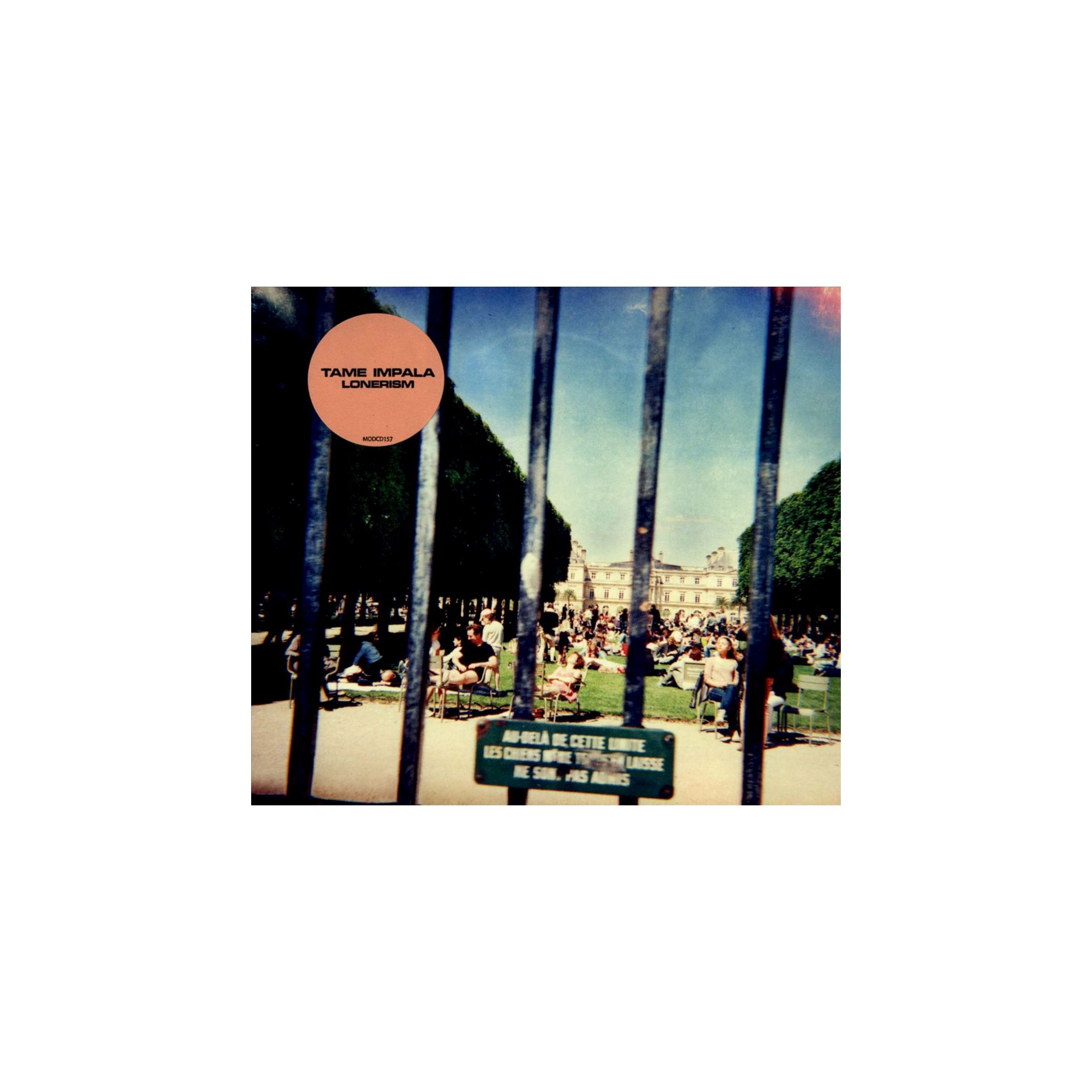 Tame impala - Lonerism (CD)