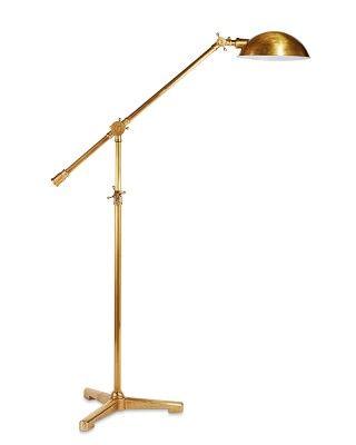 Sullivan Task Floor Lamp Antique Brass Recipe Task Floor Lamp Floor Lamp Lamp