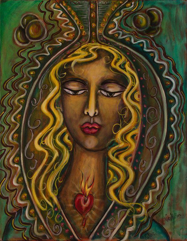 Painting Gallery - Art of Sisterhood