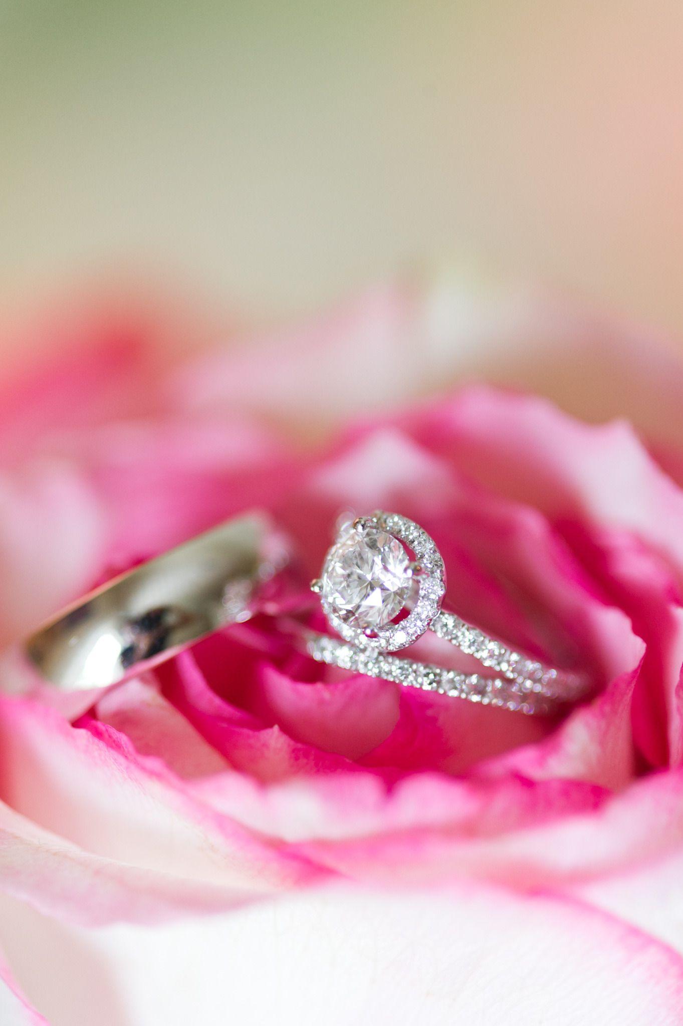 Blush Pink Georgia Garden Wedding   Pinterest   Ring, Engagement and ...