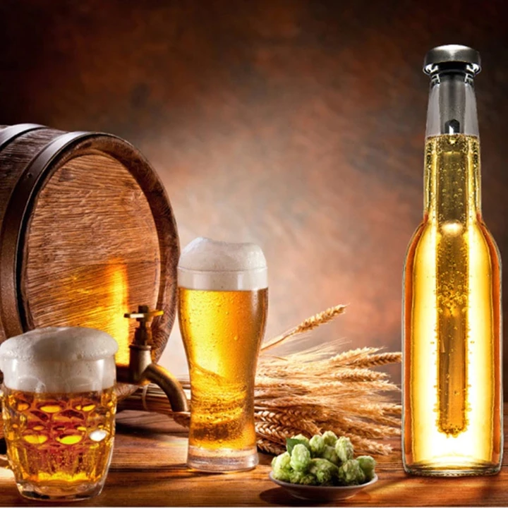 Stainless Steel Ice Cold Beer Chiller | Digital Market Today | Beer chiller,  Cold beer, Ice cold beer