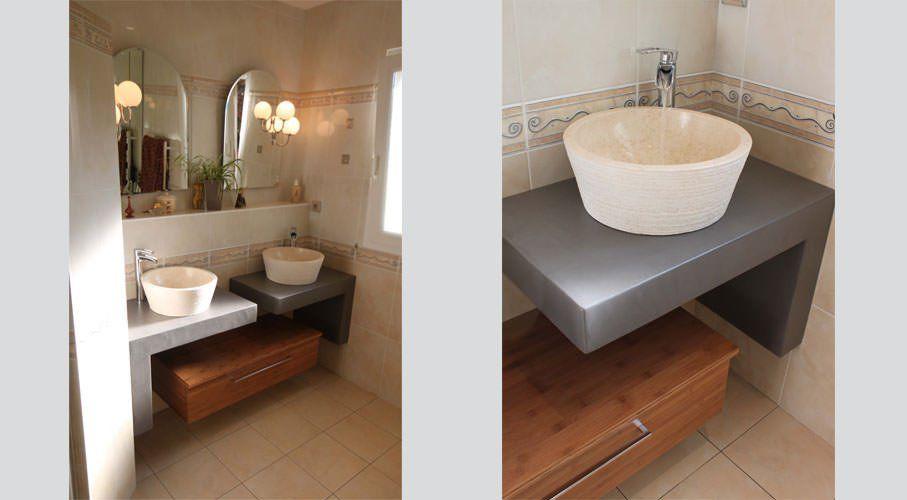 Sirius Atlantic Bain Bathroom Vanity Vanity Bathroom