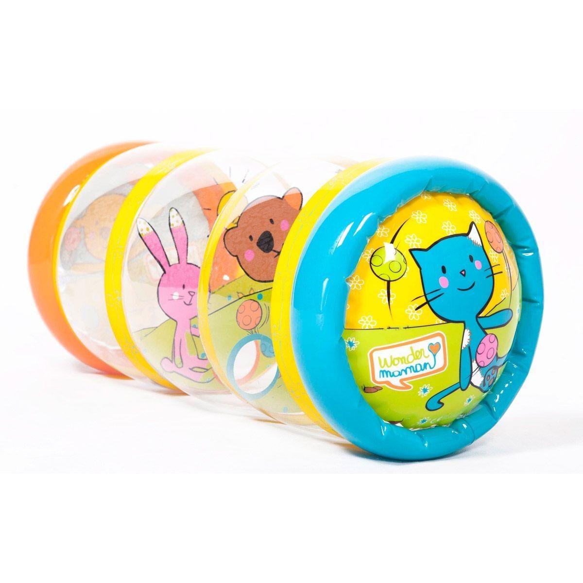 Rouleau gonflable - La Grande Récré   vente de Rouleau gonflable et de  toute une gamme de jeux et jouets Jouets enfant 1 à 3 ans en ligne ou dans  nos 250 ... 70bb99cae18e