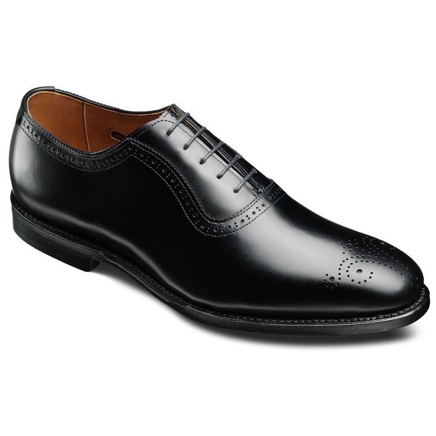 5434528c1a7a6 Handmade Mens Oxford Leather Shoes Dress Formal Shoes Black - Dress Formal