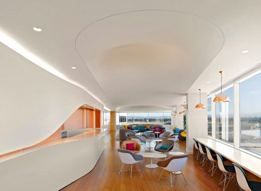 New LAX Clubhouse for Virgin Atlantic