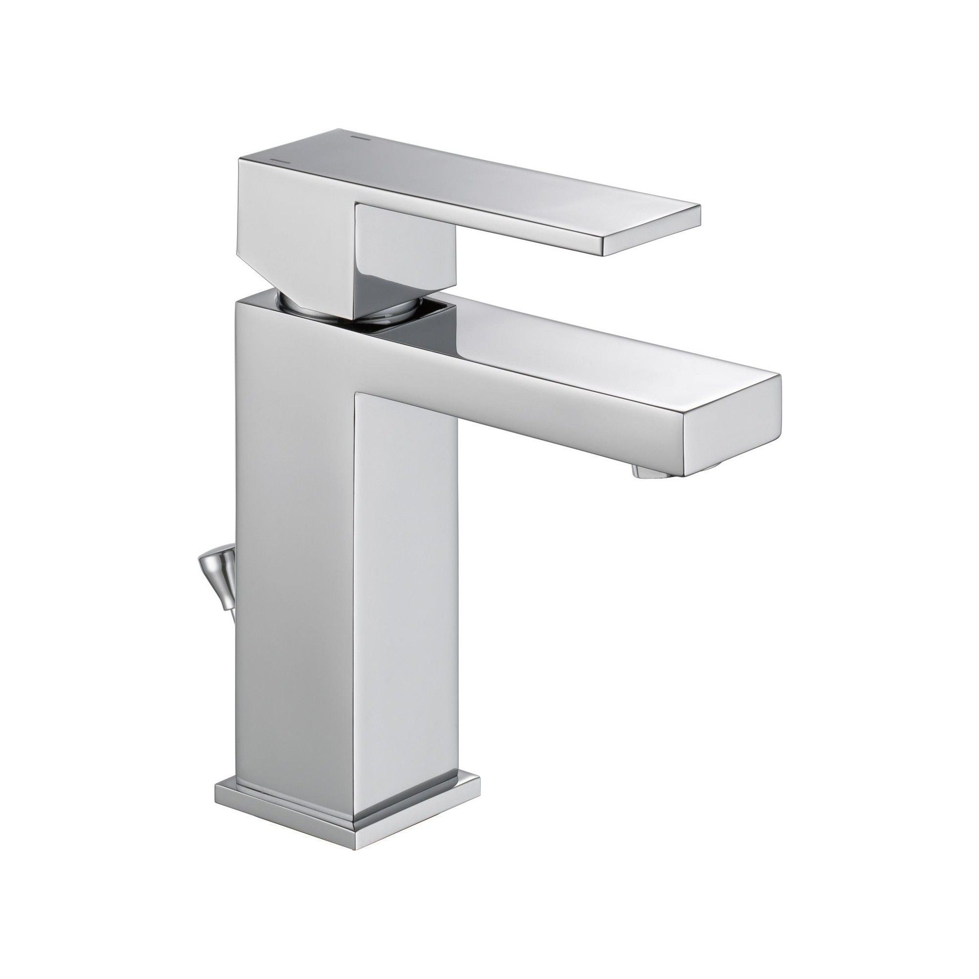Delta Faucet 567lf Mpu Pp Modern 1 2 Gpm Single Hole Bathroom