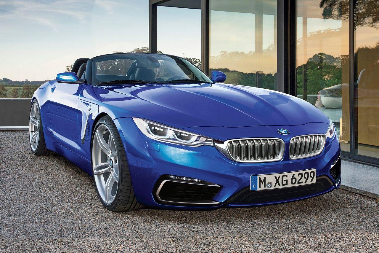 2018 BMW Z5   Rendering U0026 New Info   Http://www.bmwblog